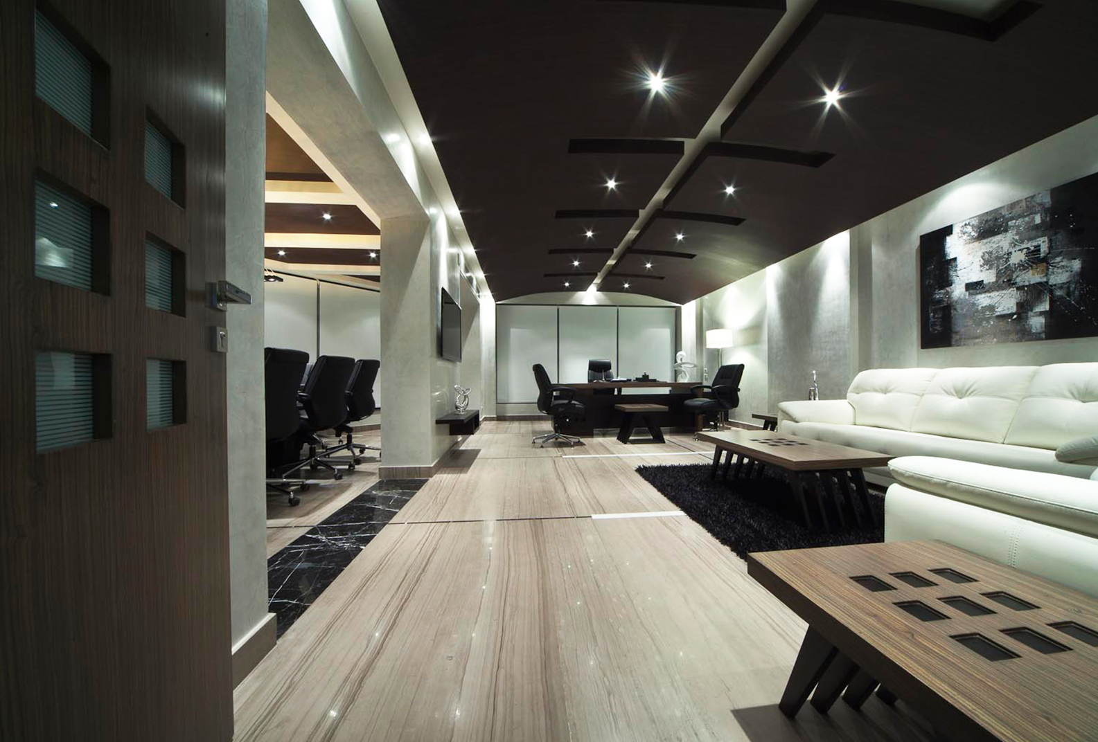 Office Space By Hazem Hassan Designs