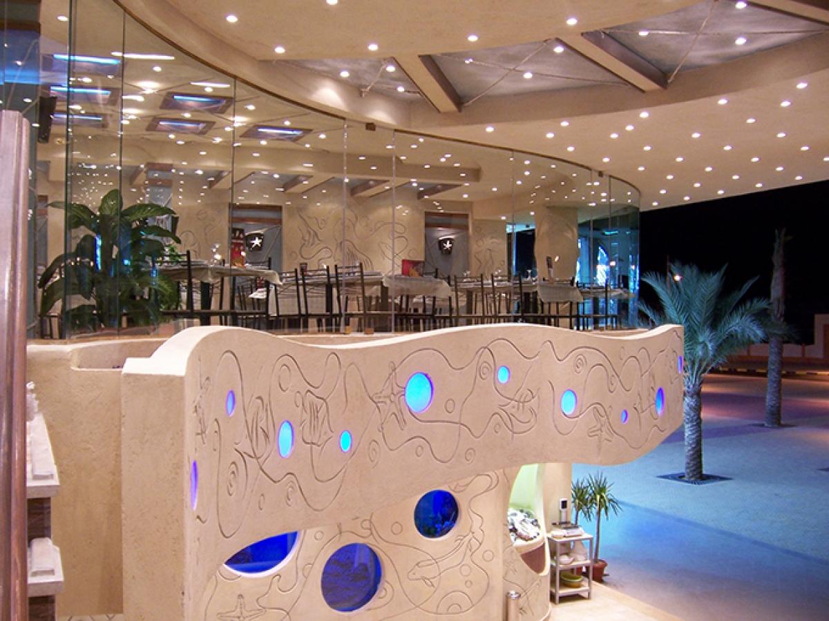Restaurant By Hazem Hassan Designs