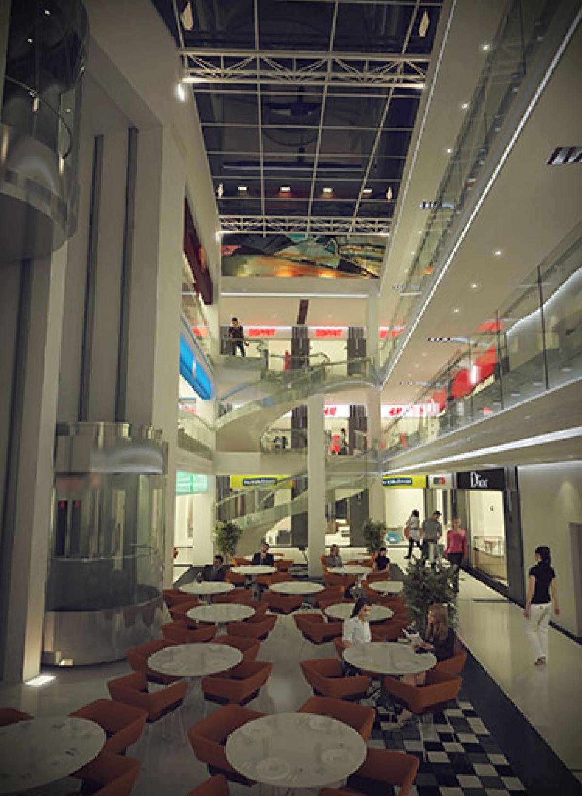 Mall By Hazem Hassan Designs