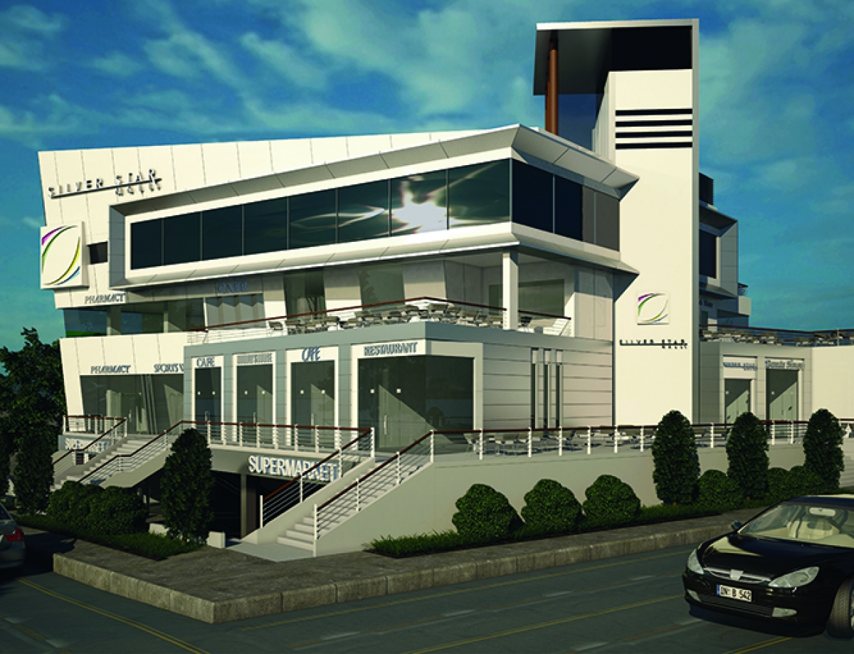 Silver Star Mall Alfeda